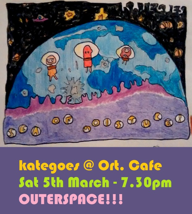 kategoes 5th march flyer